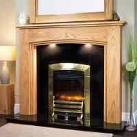 Oak Fire Surrounds | Oak Fireplaces | Wooden Fireplaces