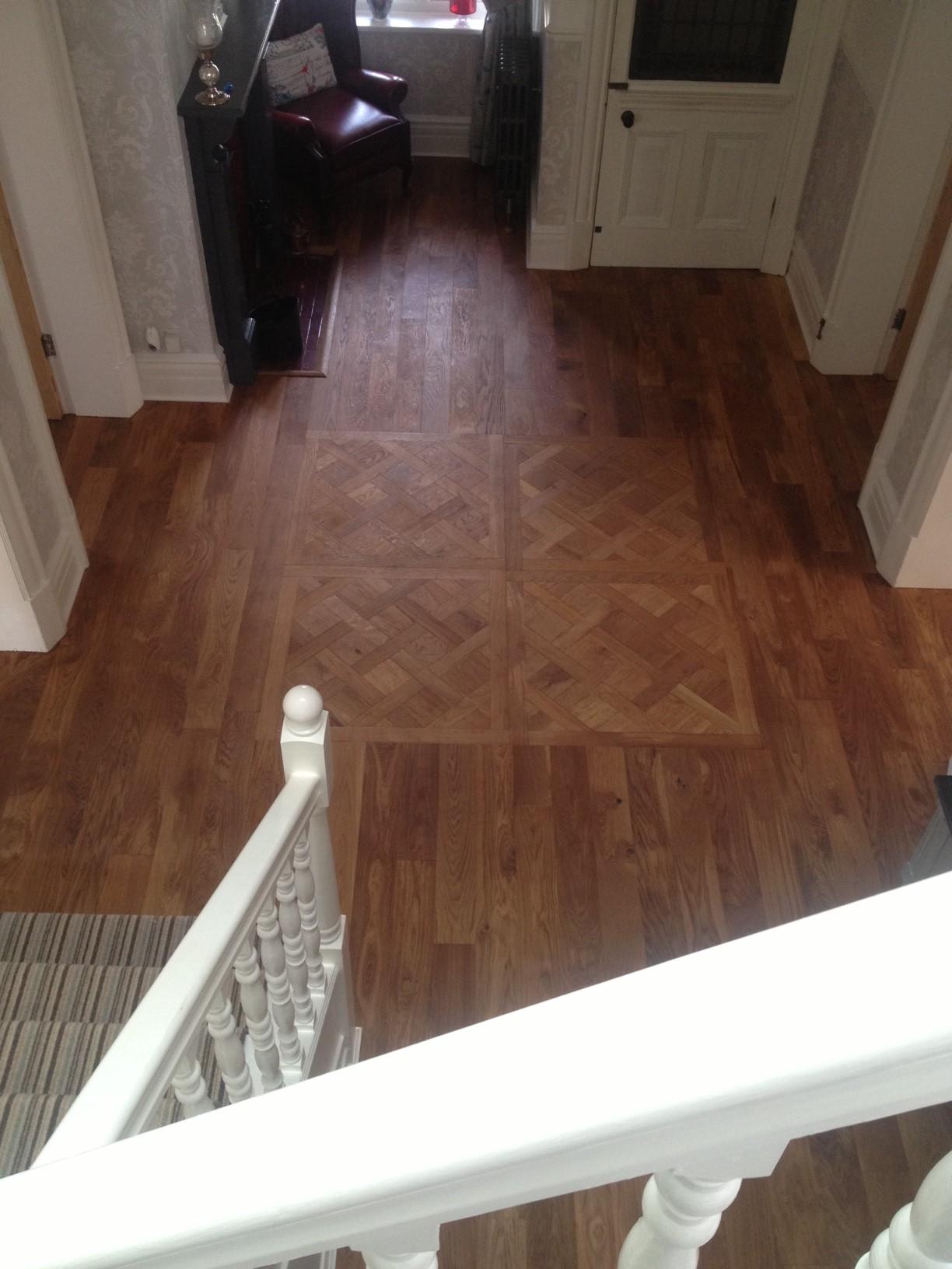 Versailles oak panels  Oak Flooring Man