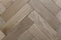 P116 Tumbled Rustic Oak Parquet Flooring Blocks unfinish ...