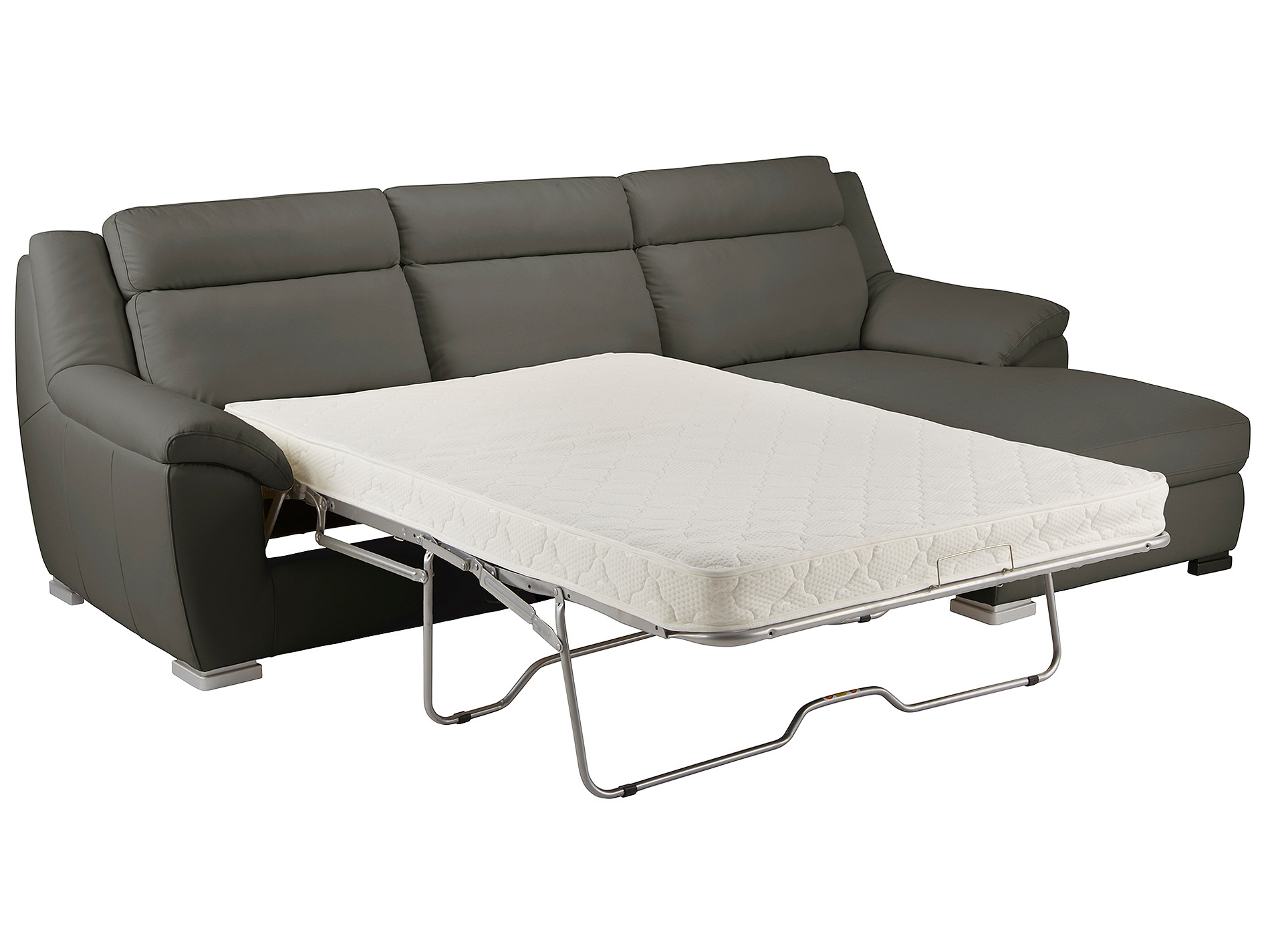 corner sofa bed roma grey boconcept review lincoln with double right facing in