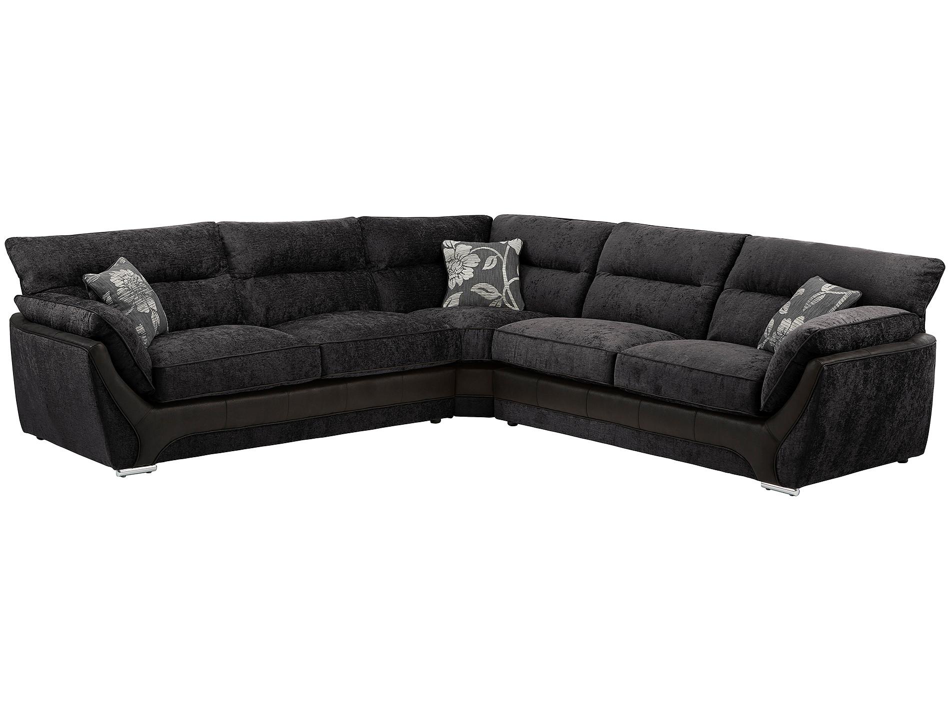 charcoal grey leather corner sofa good sets in chennai marla right hand elite