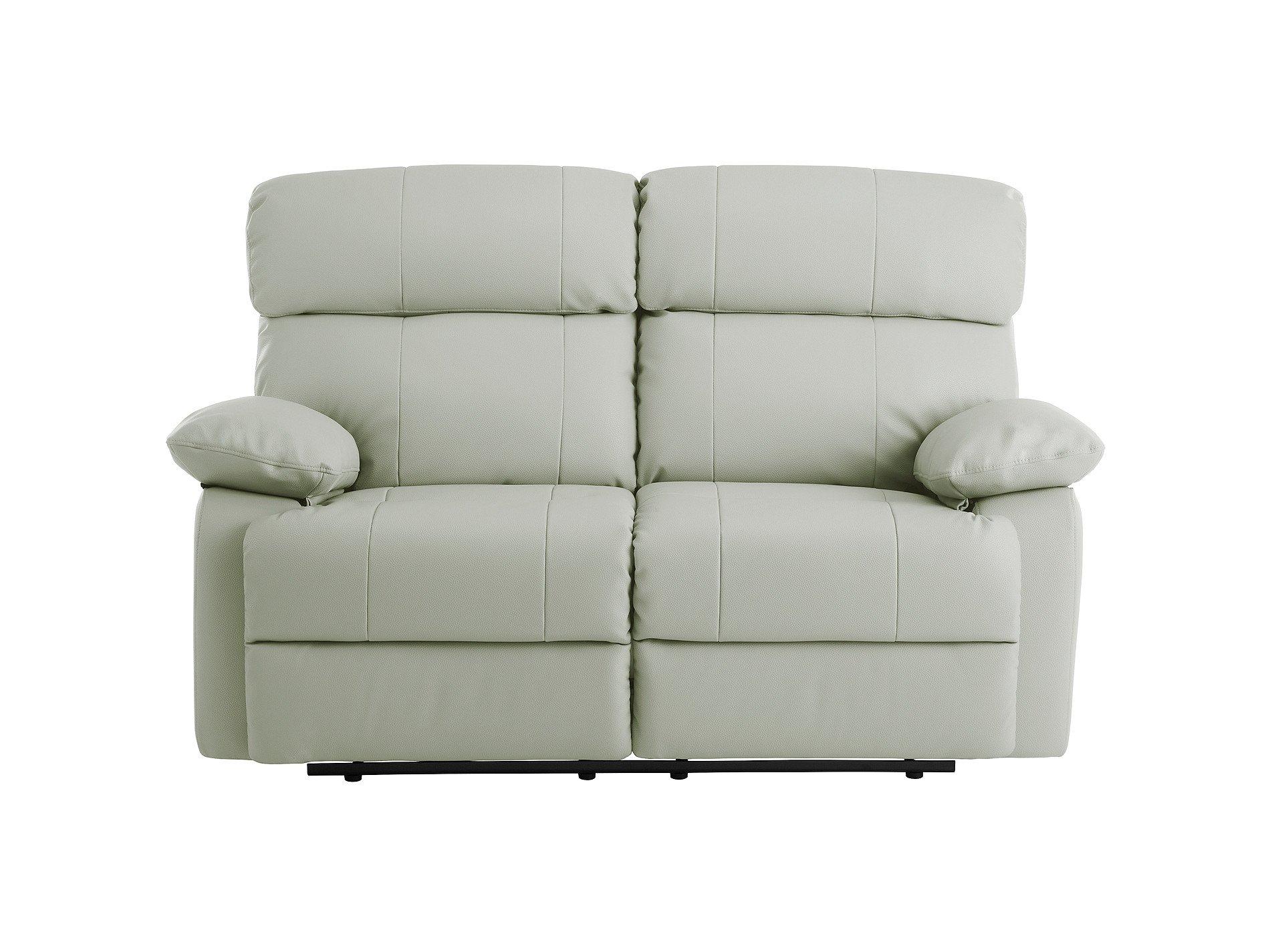 small sofa recliner kota charcoal fabric 3 seater bed quantity
