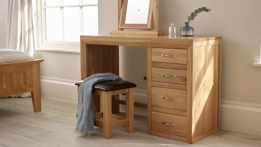 Dressing Tables Oak Furniture Land