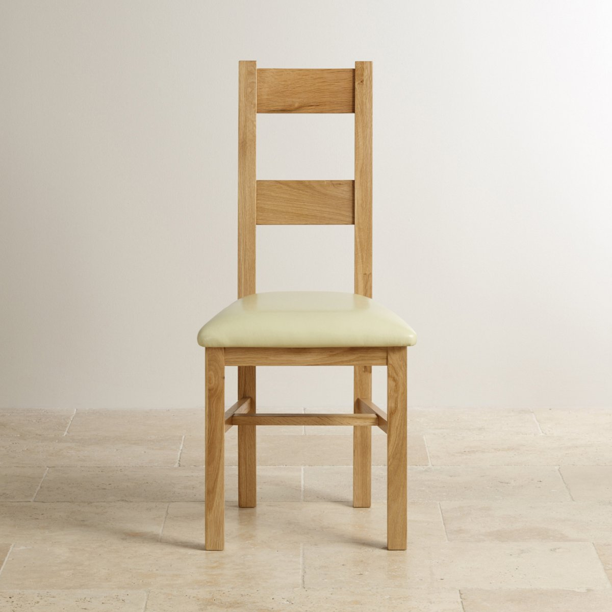 cream upholstered dining chairs uk donate table and farmhouse natural solid oak chair leather