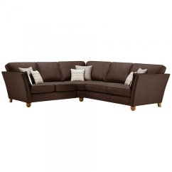 Brown And Beige Corner Sofa Marquee Matara Rattan Effect 7 Seater Garden Set Gainsborough Large In 43 Scatters