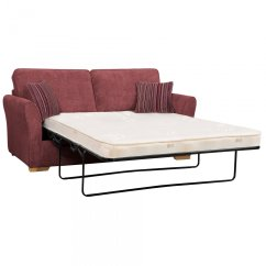 Plum Sofas Uk Love Your Sofa Blackpool Jasmine 3 Seater Bed With Standard Mattress In