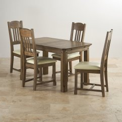 2 X 4 Dining Chairs Chair Covers To Hire Nottingham Manor House Extending Set In Oak Table 43