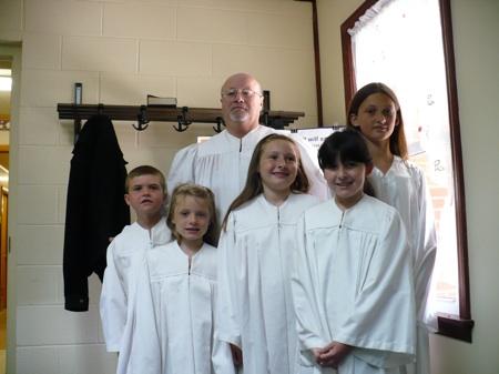 baptismal group