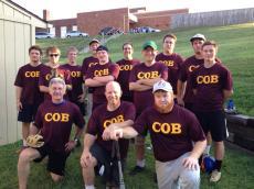 Men's Softball Team
