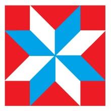 quilt_square_lemoyne_star