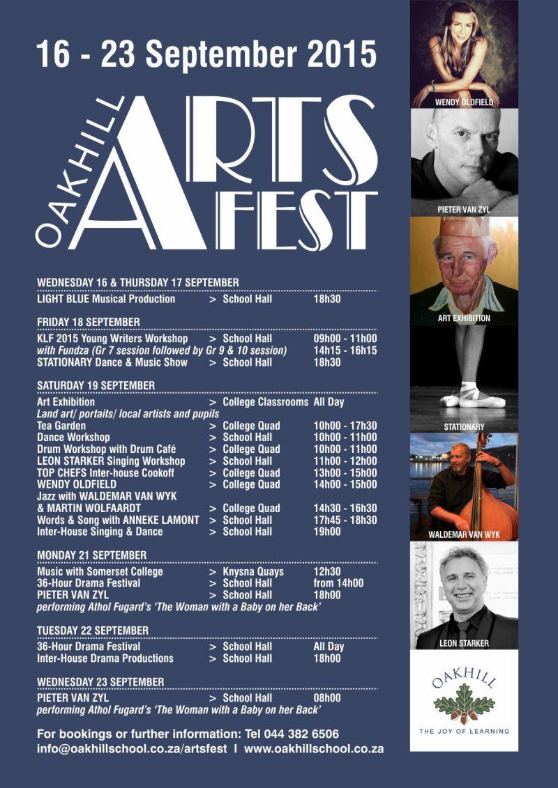 Oakhill Arts Festival
