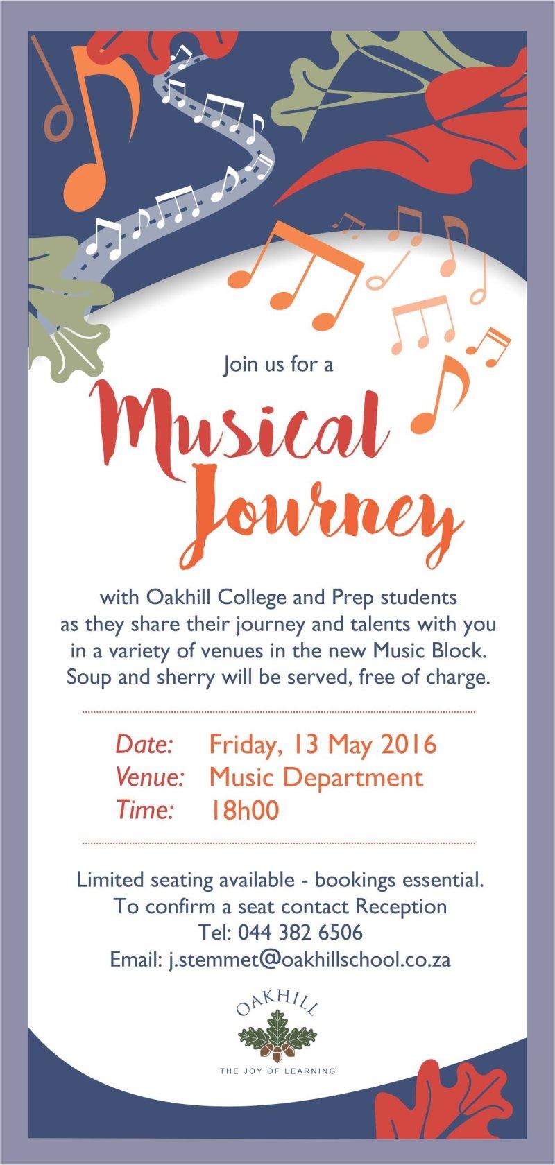 INVITE Music Journey