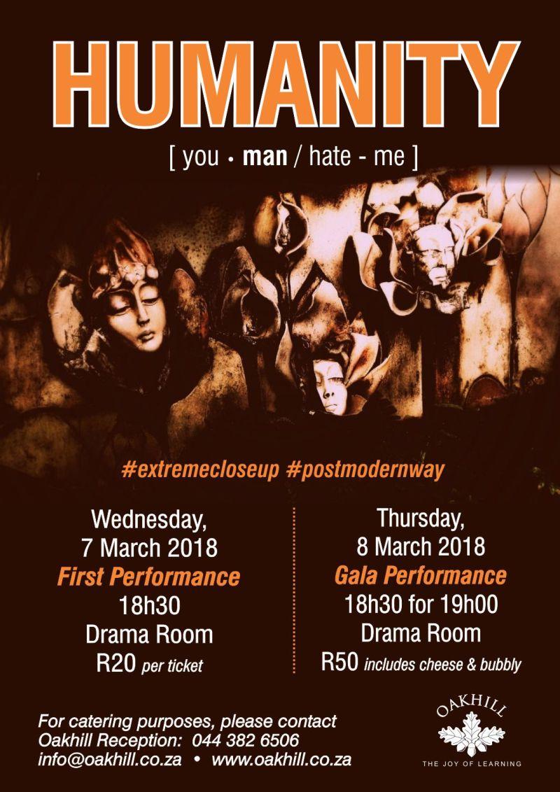 College Drama - PoMo 2018