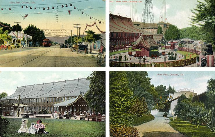 Idora Postcards