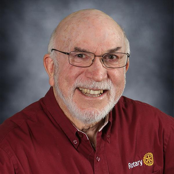 Orrin Mahoney, The Rotary Foundation