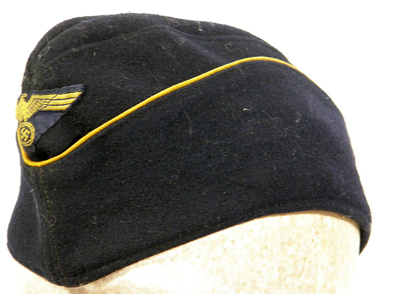 Rare Kriegsmarine Female Auxiliary Helper Overseas Cap