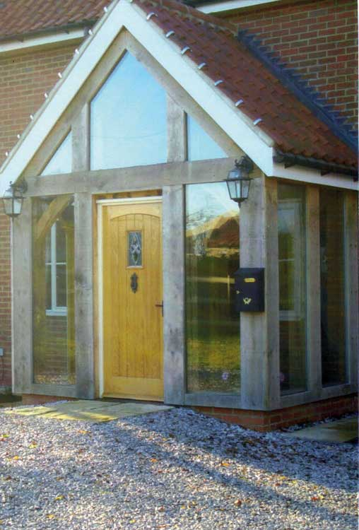 Modern Front Porch Designs Uk