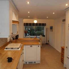 Appliances For Small Kitchens Black Kitchen Cabinets Extensions In South England   Oakley Green ...