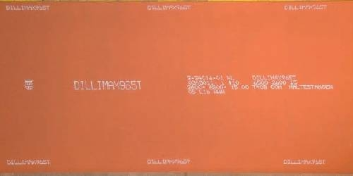 15mm Dillimax S960QL high yield steel plate
