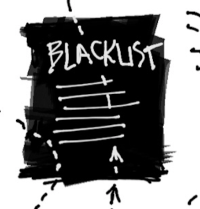 Our Web Server - Blacklisted