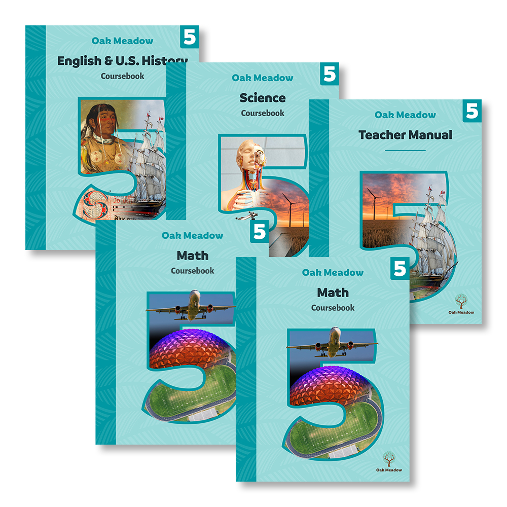 medium resolution of 5th Grade Package - Digital   Oak Meadow Bookstore