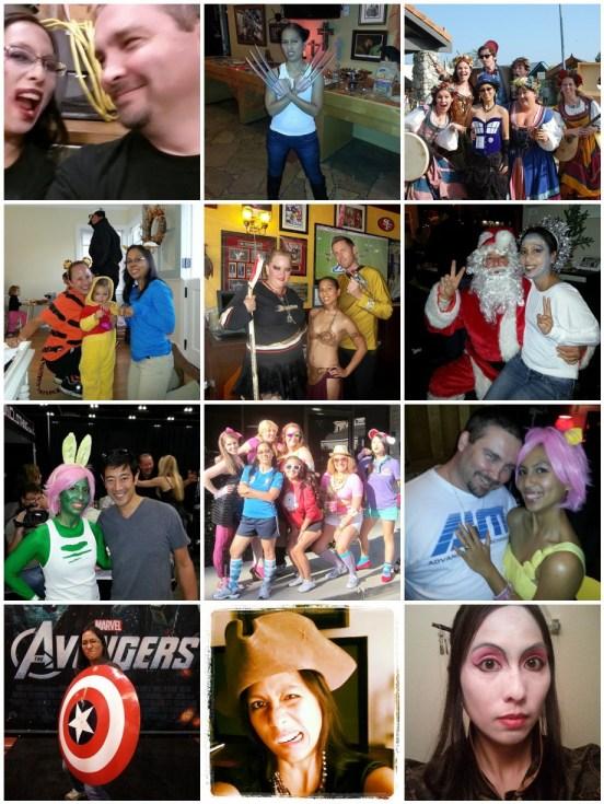 OakMonster.com - 2012 Year In Costumes