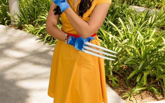 OakMonster.com - Justin Davidson Photography - Wolverine of the Bombshell Avengers