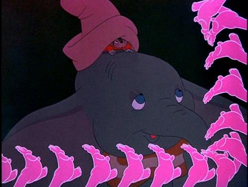 OakMonster.com - Pink elephants on parade