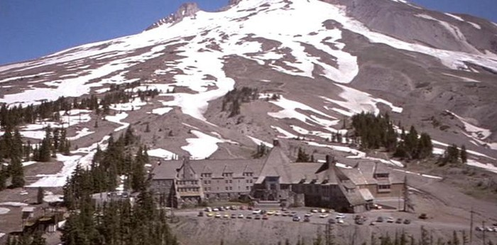 OakMonster - Timberline Lodge as Overlook Hotel