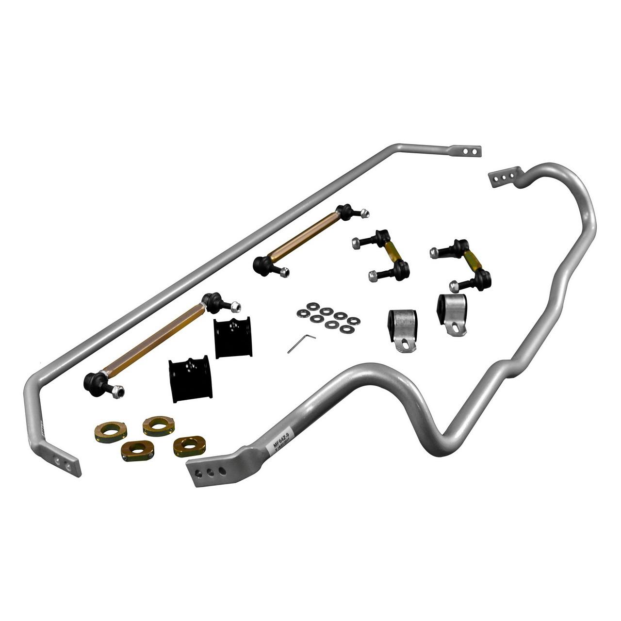 Whiteline Front Amp Rear Sway Bar Kit Focus Rs