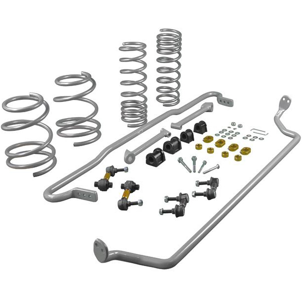 Whiteline Grip Series 1 Suspension Kit, 2011-2014 WRX