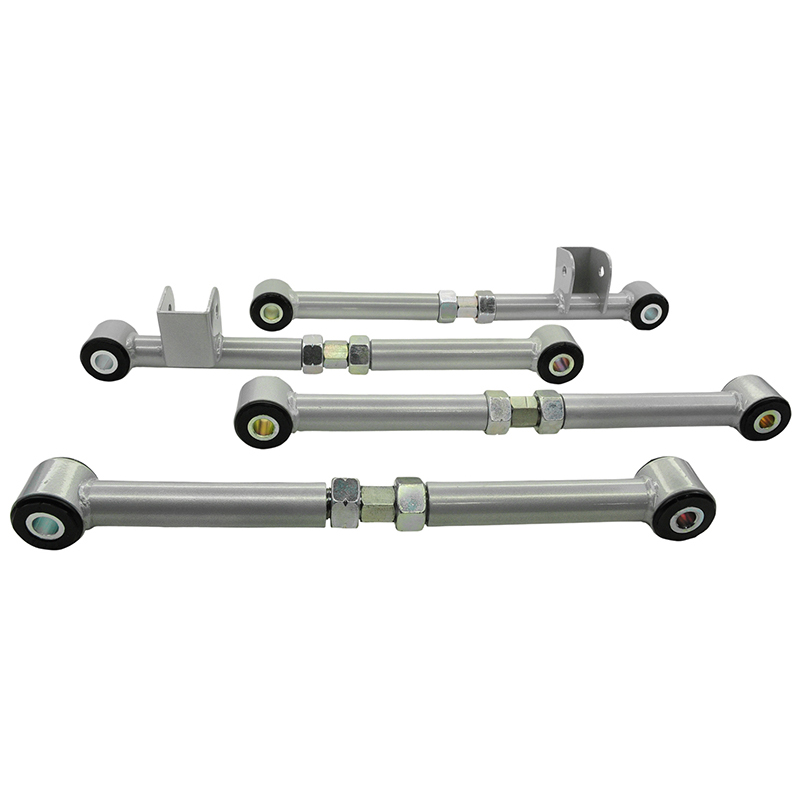 Whiteline Adjustable Rear Control Arms (4), 2002-2007 WRX