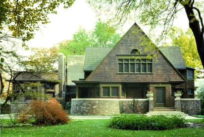 Frank Lloyd Wright Home and Studio, 951 Chicago Ave., Oak Park