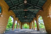 The Columbus Refectory in Columbus Park in Chicago's Austin neighborhood. Photo by Eric Allix Rogers.