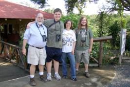 Family in focus: The Gyllenhaals in Costa Rica