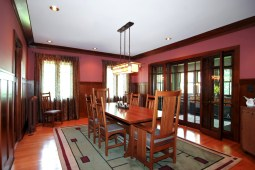 Dining room (Photo courtesy of Gagliardo Realty Associates)