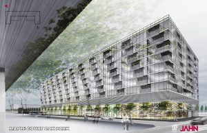 Visioning: A proposal for Harlem-South from Urban R2. (Renderings courtesy Urban R2)