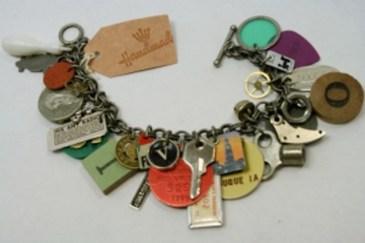 """""""Junk Drawer"""" Bracelet"""