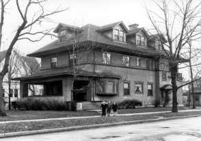 The Boyhood Home. | Courtesy of the Hemingway Foundation of Oak Park