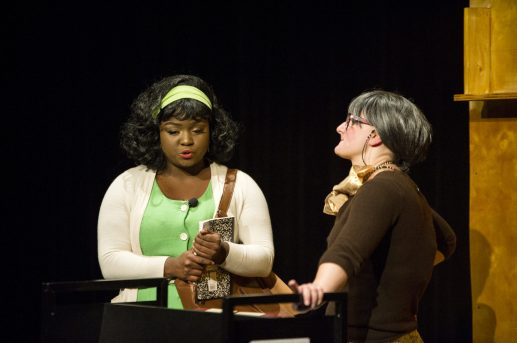 A scene from Passin' Where the River Bends at Madison Street Theatre in Oak Park.   ALEXA ROGALS/Staff Photographer