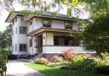 An original: Participants in this year's Pleasant Home Foundation annual housewalk will get a look inside such distinctive homes as the Edward C. Kohlsaat residence in the historic Fair Oaks section of Oak Park.