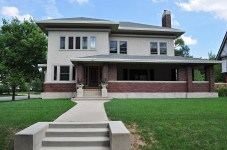 James McMaster residence by architects Talmadge & Watson, built in 1909