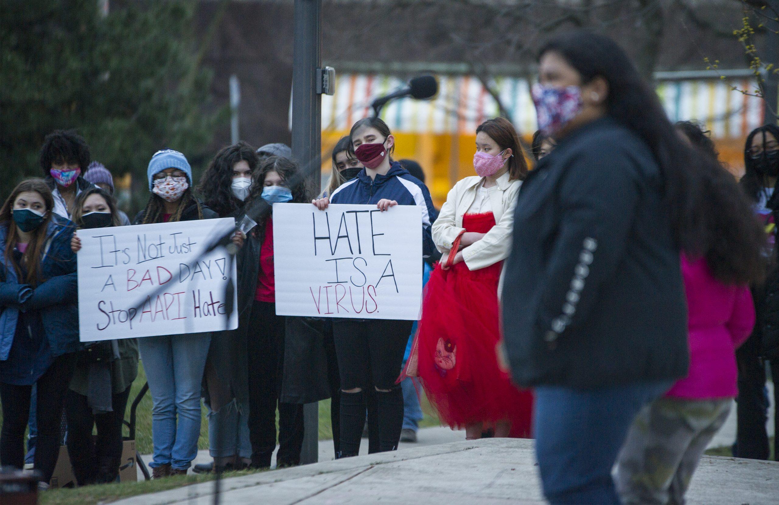 www.oakpark.com: Oak Parkers mobilize against anti-Asian racism