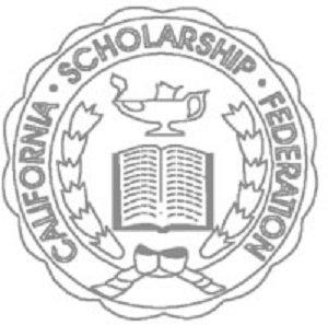 Lory, Catherine / California Scholarship Federation (CSF)