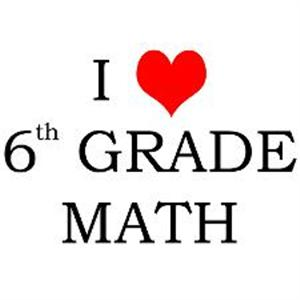 Mathematics Course Pages / 6th Grade Math