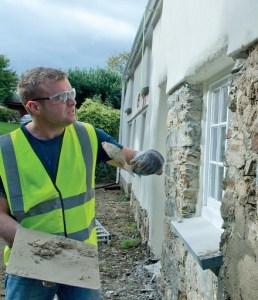 Traditional Builder Cornwall Duncan Ridge