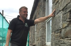 Local builders in Helston Cornwall