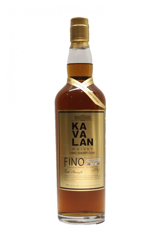 Kavalan Fino Sherry Cask Single Malt Whisky   Oaksliquors.com
