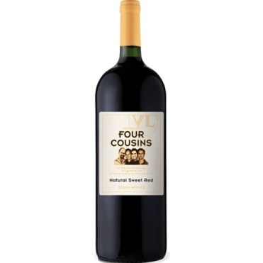 Four Cousins Sweet Red 75cl - Order Red Wine Online in Nairobi, Kenya | Oaks & Corks