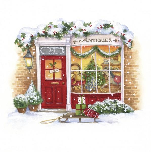 Christmas Cards Oak Tree Homes Trust